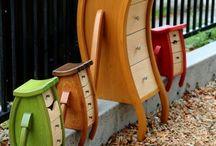 cool wood furniture