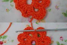 háčkování + pletení