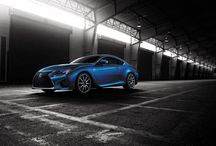 2015 Lexus RC F / Faster, Sharper, Lower, Wider – All-New Lexus RC F Performance Coupe Elevates the Driving Experience