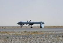 """Drone's and Moan's / """"In the world of weaponry, they are the sexiest things around"""", Tom Engelhardt."""