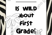 First Grade / by Rachael Knight