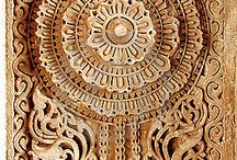 Indian Temple Stone Carvings