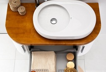 I'm in the mood for wood / Antado bathroom furniture - wooden finish / meble łazienkowe Antado - wzór drewna #bathroom #furniture