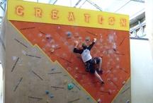Climbing / Adventures of an wanna be climber!