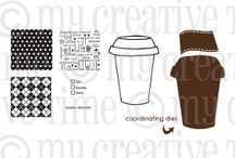 Coffee Break / Inspiration for this stamp set and coordinating dies! / by My Creative Time
