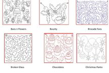 Quilt vzory