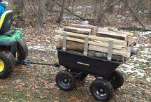 Customer photos / Gorilla carts working hard!