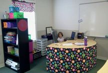 My middle school classroom / by Amy Tice