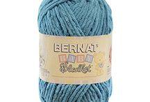 Soft, fast working yarn