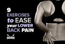 Exercises - lower back