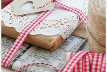 Wrapping Ideas! / Nice wrappings for gifts