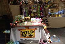Wild Republic Events / Different trade shows and product demonstrations / by Wild Republic