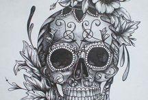 mönster och finare ritningar