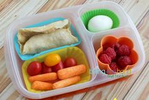 Back to School Bento Lunchboxes / Fun, quick and nutritious Back-to-School lunch ideas your kids will love / by Incredible Egg