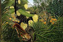 1920 ⁞ Henri Rousseau