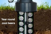 Beer Gadgetry / A few of the neat gadgets that go well with beer