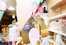 Salon de thé Marotte et Charlie # Tea-Room
