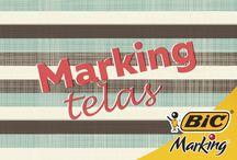 Marking Telas / ¡Color en muchas, muchas telas!