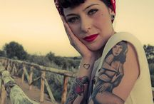 Rad Rockabilly  / by Rust and Roses Vintage Wares