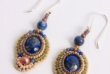Bead Embroidery / Bead embroidery designs