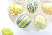 Easter Recipes / Get inspired with these Easter recipes perfect for your Easter brunch, Easter dinner, and homemade Easter candy to fill Easter baskets! / by Camille @ Growing Up Gabel