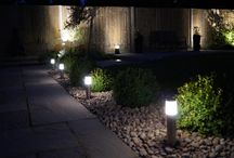Techmar Garden Lights / Techmar low voltage plug & play garden lights simply plug together to create a beautiful 12V garden lighting system. No wiring or electrical experience needed. The whole garden lighting system simply plugs in to a normal 3 pin plug socket.