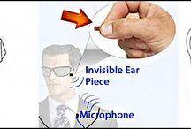 Spy Bluetooth Earpiece in India