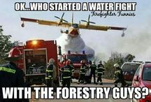 Firefighter Chuckles