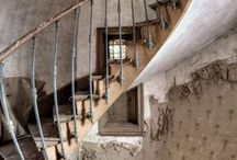 Escadas de caracol