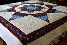 Amish Star Pattern Quilts