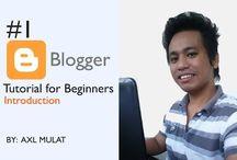 Blogger Video Tutorial