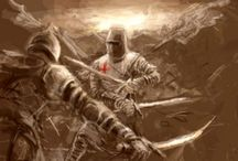Knights Templar / by Mick Milivojac