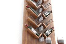Mueble vinos