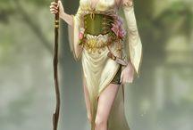 D&D Character druid
