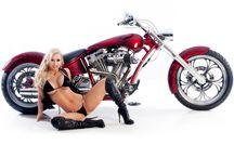 Girls and bikes
