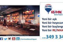 Remax Boutique / Gayrimenkul Danışmanlık