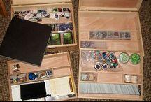 Wooden BOX / CHEST