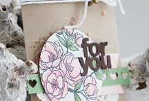 Tools - Mini Treat Bag / by Hill Country Stampin'