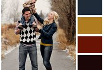family colors / by Nicole Marquette