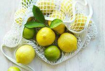 Frutas con glamour