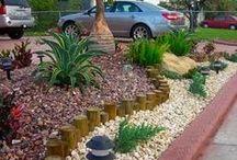 Jardin de calle