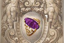 Notre Dame / Jewellery #pavlov #pavlov jewellery house # jewelry #gold #bijoux