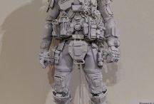 armor & exoskeleton