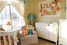 Baby stuff / Some ideas for the baby's room!  / by Sarah Carroll