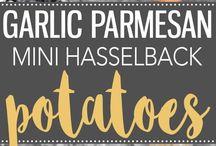 Hasselback potatos