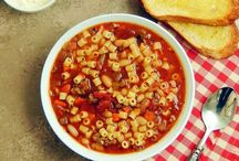 Soups / Olive garden