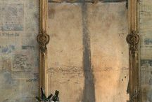 Mirrors / French decorative