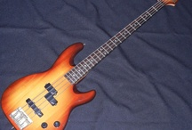 Bass Guitars / Basses I own, have owned or would love to own