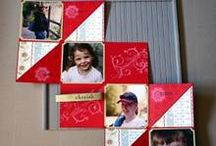 scrapbooking ideas / by Heather Cunio