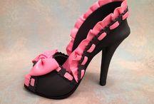 pantofi  fondant